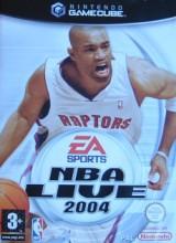 NBA Live 2004 voor Nintendo GameCube