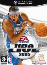 NBA Live 2005 voor Nintendo GameCube