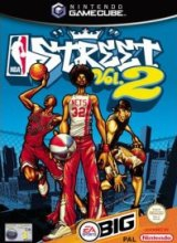NBA Street vol2 Losse Disc voor Nintendo GameCube