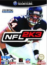 NFL 2K3 voor Nintendo GameCube