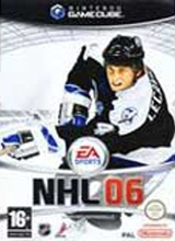 NHL 06 Losse Disc voor Nintendo GameCube