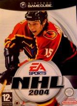 NHL 2004 voor Nintendo GameCube