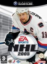 NHL 2005 Losse Disc voor Nintendo GameCube