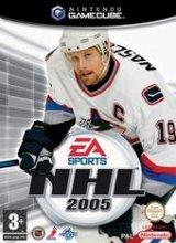 NHL 2005 voor Nintendo GameCube