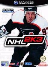 NHL 2K3 Zonder Handleiding voor Nintendo GameCube