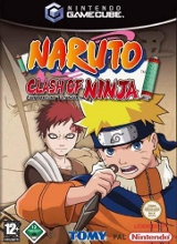 Naruto Clash of Ninja voor Nintendo GameCube