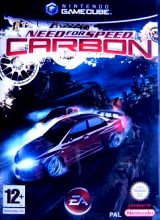 Need for Speed: Carbon Losse Disc voor Nintendo GameCube
