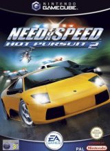 Need for Speed: Hot Pursuit 2 Zonder Handleiding voor Nintendo GameCube