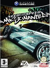 Need for Speed: Most Wanted Zonder Handleiding voor Nintendo GameCube