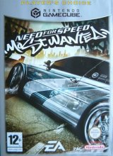 Need for Speed: Most Wanted Players Choice voor Nintendo GameCube