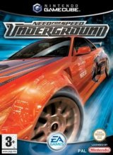 Need for Speed: Underground Losse Disc voor Nintendo GameCube