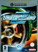 Need for Speed: Underground 2 Players Choice voor Nintendo GameCube