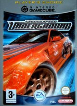 Need for Speed: Underground Players Choice voor Nintendo GameCube