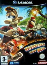 Neighbours from Hell voor Nintendo GameCube