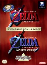 Ocarina of Time Master Quest Losse Disc voor Nintendo GameCube