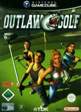 Outlaw Golf Losse Disc voor Nintendo GameCube