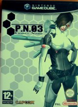 P.N.03 Losse Disc voor Nintendo GameCube