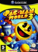 Boxshot Pac-Man World 3