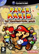 Paper Mario The Thousand Year Door voor Nintendo GameCube