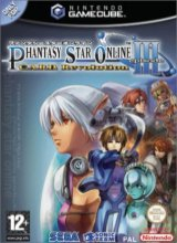 Boxshot Phantasy Star Online Episode III