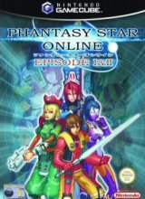 Phantasy Star Online Episode I and II Losse Disc voor Nintendo GameCube