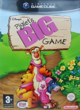 Piglets Big Game voor Nintendo GameCube