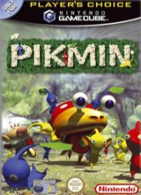 Pikmin Players Choice voor Nintendo GameCube