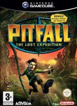Pitfall The Lost Expedition voor Nintendo GameCube