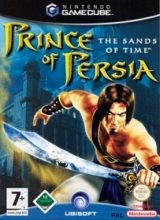 Prince of Persia: The Sands of Time Losse Disc voor Nintendo GameCube