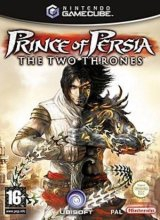 Prince of Persia The Two Thrones voor Nintendo GameCube