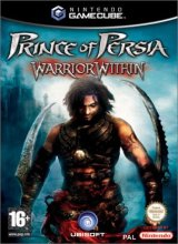 Prince of Persia: Warrior Within voor Nintendo GameCube