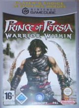 Prince of Persia: Warrior Within Players Choice voor Nintendo GameCube