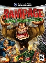 Rampage Total Destruction voor Nintendo GameCube
