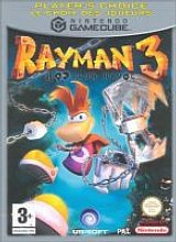 Rayman 3: Hoodlum Havoc Players Choice voor Nintendo GameCube