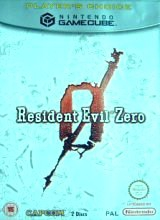 Resident Evil Zero Players Choice voor Nintendo GameCube