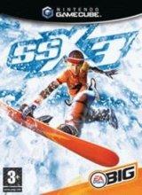 SSX 3 voor Nintendo GameCube