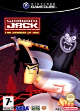Samurai Jack The Shadow of Aku voor Nintendo GameCube