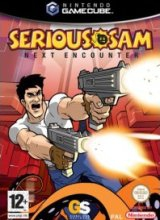 Serious Sam: Next Encounter voor Nintendo Wii