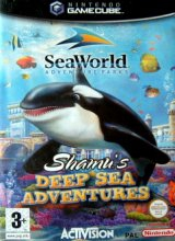 Shamus Deep Sea Adventures voor Nintendo GameCube