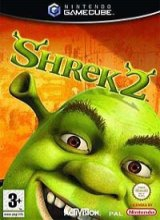 Shrek 2 Losse Disc voor Nintendo GameCube