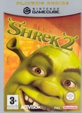 Shrek 2 Players Choice voor Nintendo GameCube