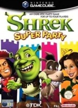 Shrek Super Party voor Nintendo GameCube