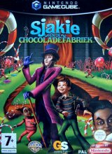 Sjakie en de Chocoladefabriek voor Nintendo GameCube
