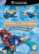 Skies of Arcadia Legends voor Nintendo GameCube