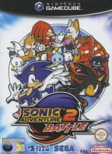 Sonic Adventure 2 Battle Losse Disc voor Nintendo GameCube