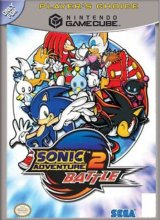 Sonic Adventure 2 Battle Players Choice Zonder Handleiding voor Nintendo GameCube