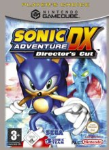 Sonic Adventure DX Directors Cut Players Choice voor Nintendo GameCube