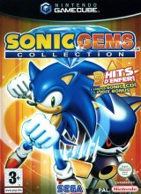 Sonic Gems Collection voor Nintendo GameCube