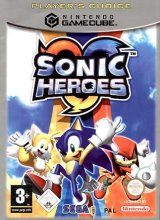 Sonic Heroes Players Choice voor Nintendo GameCube
