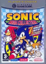 Sonic Mega Collection Players Choice voor Nintendo GameCube